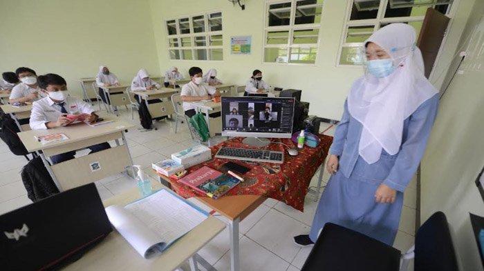 Sebelum Jumlah Siswa Peserta PTM di Surabaya Ditambah, Dindik Akan Lakukan Evaluasi Setiap Hari