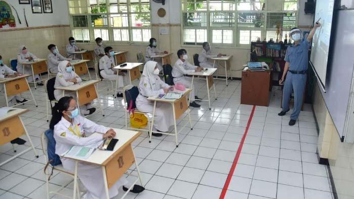 PTM Dimulai Wajib Disiplin Prokes Tinggi, Laila Mufida: Jangan Ada Klaster Sekolah