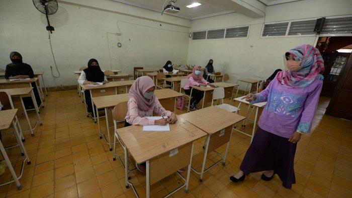 Sekolah Tatap Muka Bisa Dilaksanakan Juli Mayoritas Sekolah Siap