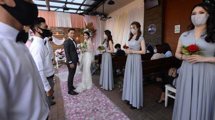 Lebih Sederhana, Seperti ini Konsep Pernikahan pada Masa Pandemi di Regantris Hotel Surabaya