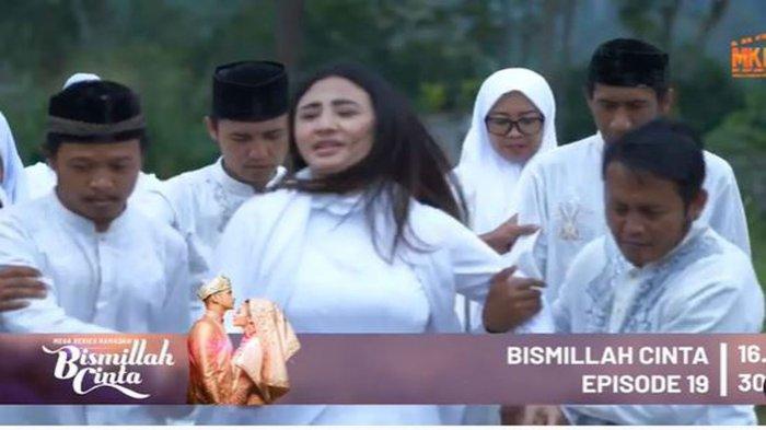 Sinopsis Bismillah Cinta Episode Jumat 30 April Jam 16.30: Jannah Dipolisikan, Ustadz Reihan Membela