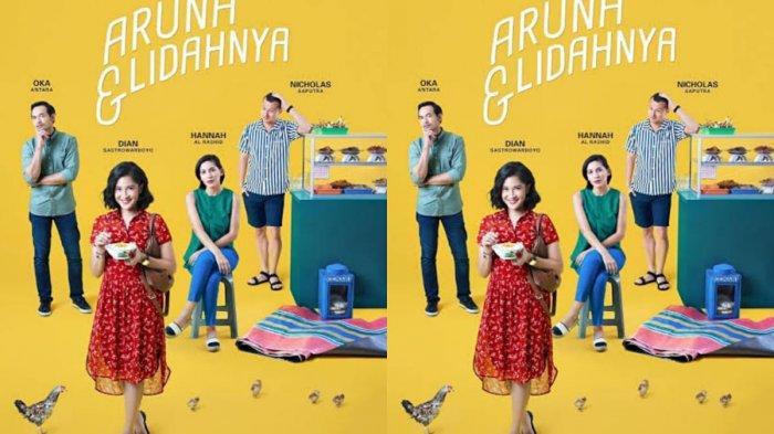 Sinopsis Film Aruna dan Lidahnya Tayang di Trans 7 Siang Ini Jam 12.00, Perjalanan Wisata Kuliner
