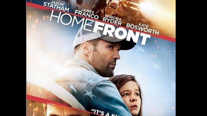 Sinopsis Film Homefront di Trans TV Hari ini Jam 21.00, Jason Statham Hadapi Geng Pengedar Narkoba