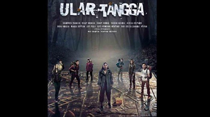 Sinopsis Film Ular Tangga Tayang di Trans 7 Malam ini Jam 22.00, Anak Indigo Terjebak di Hutan