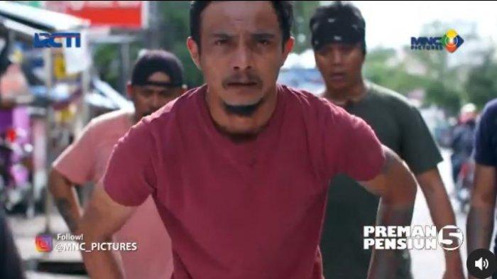 Sinopsis Preman Pensiun 5 Episode Senin 26 April: Kubu Edi Vs Darman Tempur, Siapa Babak Belur?