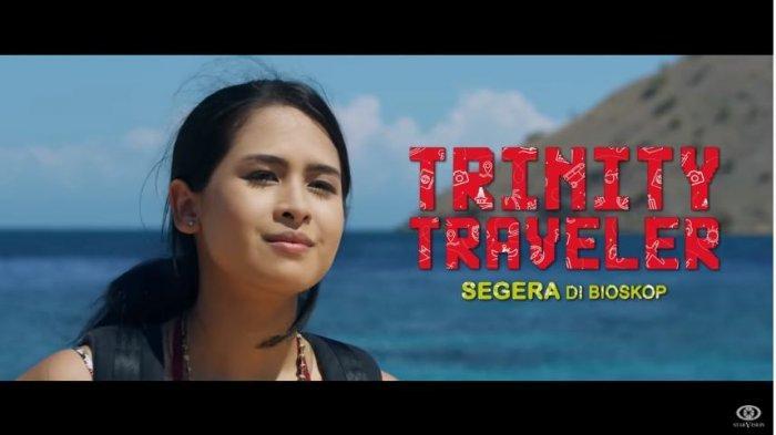 Sinopsis & Trailer Film Trinity Traveler Tayang 28 November 2019, Ada Maudy Ayunda dan Hamish Daud