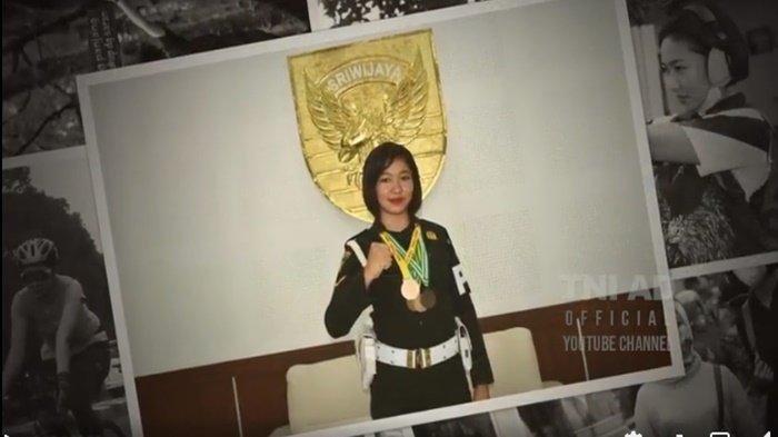 Serda (K) Intan Indah Lestari. (TNI AD)