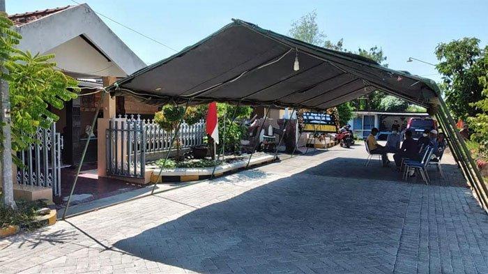 Sisi Lain Sosok Letkol Heri Oktavian, Buat Kolam Ikan, Tanam Sayur dan Cabai untuk Warga Surabaya
