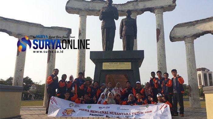 Peserta Siswa Mengenal Nusantara BUMN Melancong ke Suramadu