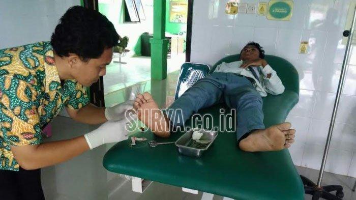 Update Gempa Sumenep, Satu Siswa SMA di Pulau Sapudi Terluka, saat Goncangan Sedang Kerjakan UNBK