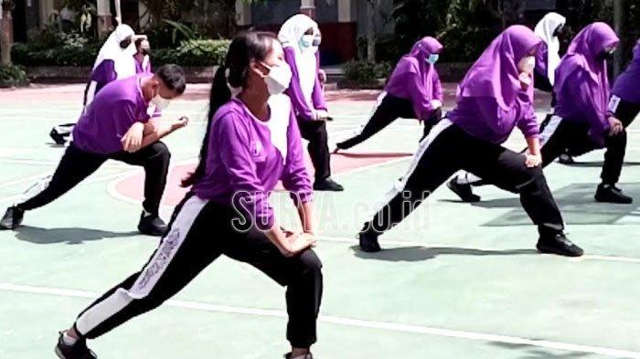 Lima SMA di Kabupaten Tulungagung Belum Menggelar Pembelajaran Tatap Muka