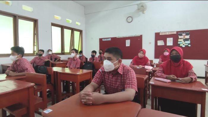 Pemkot Probolinggo Tambah Sekolah Uji Coba PTM Terbatas Jadi 43 Sekolah