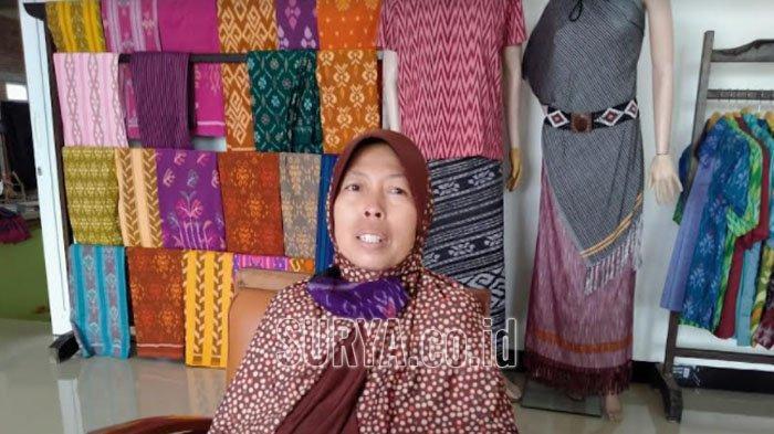 Kisah Siti Ruqoyah, Mantan TKW Asal Kota Kediri yang Sukses Jadi Pengusaha Kain Tenun Ikat