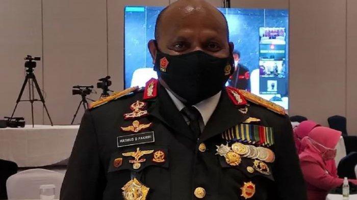 KKB Papua Makin Beringas Jelang PON XX, Irjen Mathius D Fakhiri Tak Khawatir & Sudah Persiapkan ini