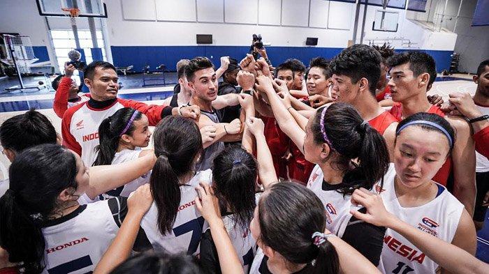 Skuad Honda DBL Indonesia All-Star 2019 Akan Latihan Bareng Jordan Lawley dan Nonton Langsung NBA