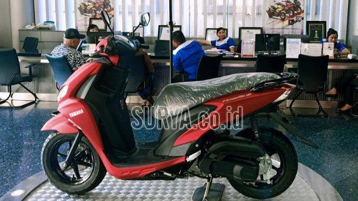 Motor Matic Yamaha Freego, Cocok Bagi Pengendara yang Suka Bawa Barang Banyak