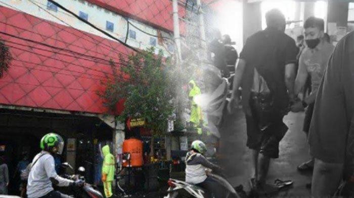 Juragan Pakaian di Pasar Kapasan Dibunuh Mantan Anak Buah atau Balas Dendam Pembacokan Tahun 2013