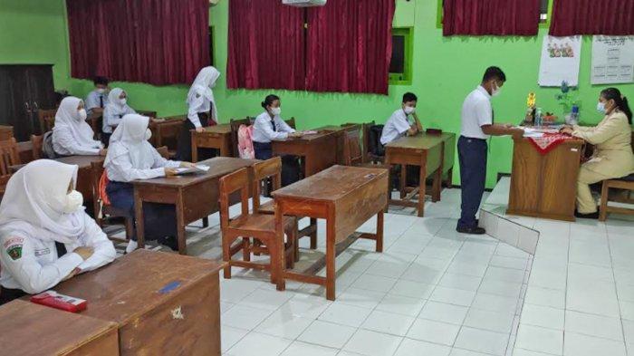 Berlanjut, 98 Sekolah Kota Blitar Ikut Pembelajaran Tatap Muka Pekan Kedua