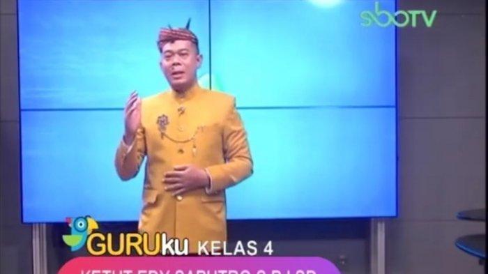 Soal dan Jawaban SD Kelas 4 SBO TV Selasa 22 September 2020: Tuliskan Sebuah Cerita Rakyat