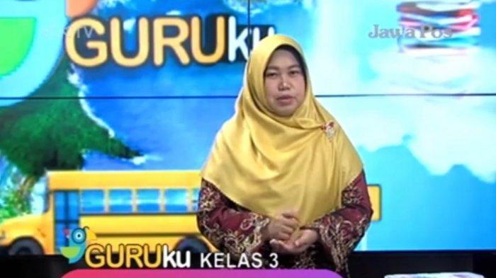 Soal dan Jawaban SBO TV SD Kelas 3 Jumat 23 April 2021: Tulisen Aksara Jawane