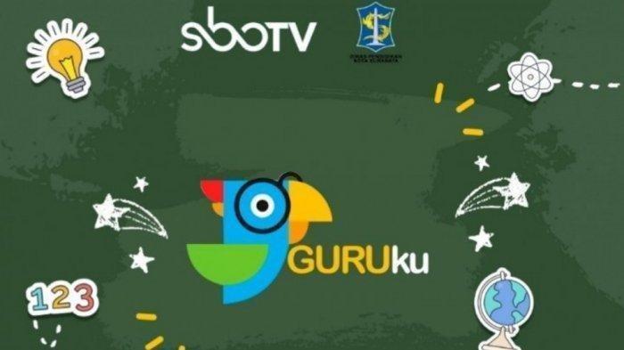 Jadwal dan Link Live Streaming GURUku di SBO TV, Rabu 6 Januari 2021: Menuliskan Lambang Bilangan