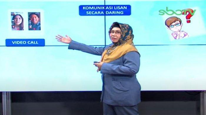 Soal dan Jawaban SBO TV SD Kelas 3 Kamis 25 Maret 2021: Tuliskan 3 Kelebihan Komunikasi Modern