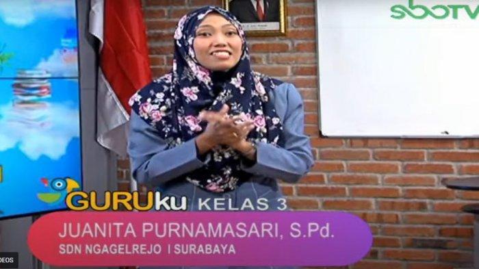 Jadwal dan Link Live Streaming GURUku di SBO TV, Kamis 14 Januari 2021: Materi Isi dan Makna Puisi