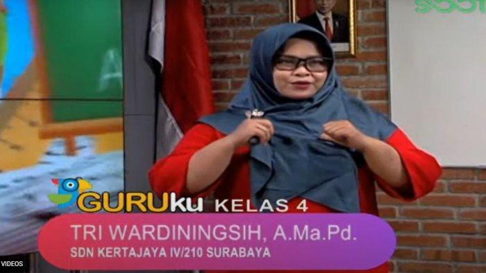 Soal dan Jawaban SBO TV SD Kelas 4 hari ini, Kamis (7/1/2021) tentang Ciri-ciri Puisi.