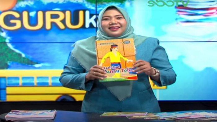 Soal dan Jawaban SBO TV SD Kelas 4 Senin 15 Maret 2021: Apa yang Dimaksud Dengan Cerita Fiksi?
