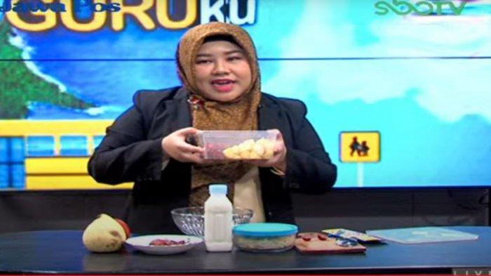 Soal dan Jawaban SBO TV SD Kelas 4 Selasa 6 April 2021: Make Your Favorite Healthy Food or Drink