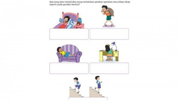 Kunci Jawaban SD Kelas 5 Buku Tematik Halaman 180-187 Tema: Gangguan Pada Tulang dan Otot Manusia
