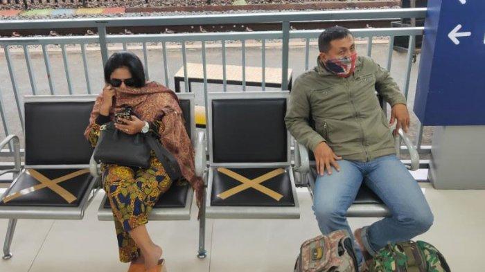 Begini Cara Stasiun Kota Malang Menerapkan Social Distancing di Tengah Ancaman Virus Corona