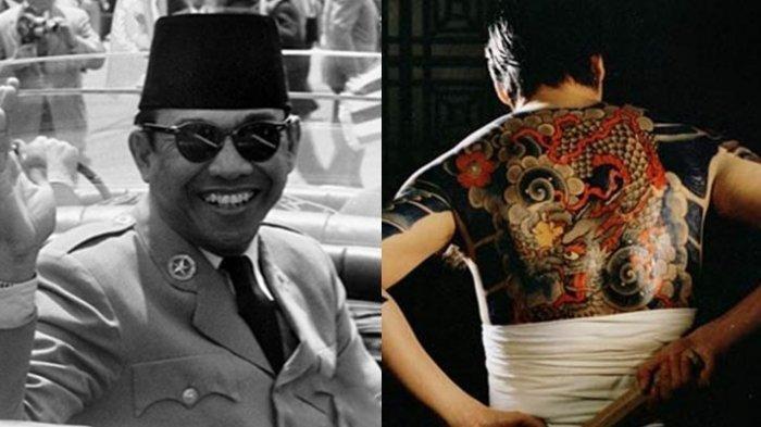 Detik-detik Soekarno (Bung Karno) Dikawal 20 Gangster Yakuza Saat ke Jepang, Dianggap Tak Resmi