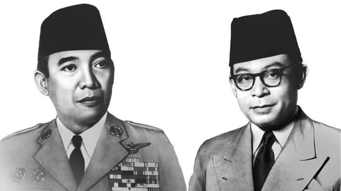 Cerita di Balik Mundurnya Bung Hatta sebagai Wakil Presiden Soekarno (Bung Karno) - Surya
