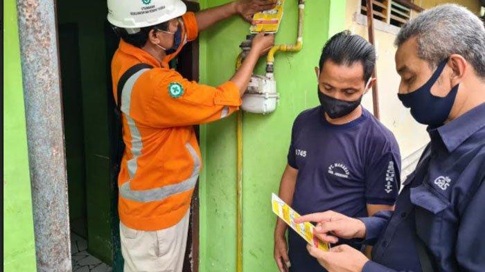 PGN Edukasi Keamanan Gas Bumi pada Warga Sidoarjo dan Sekitarnya