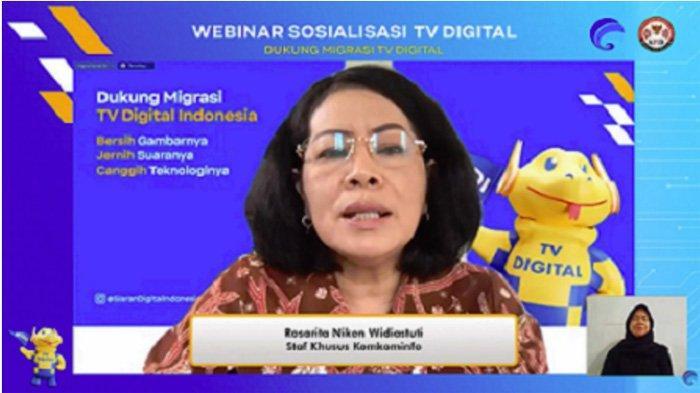 Cara TV Analog Beralih ke TV Digital
