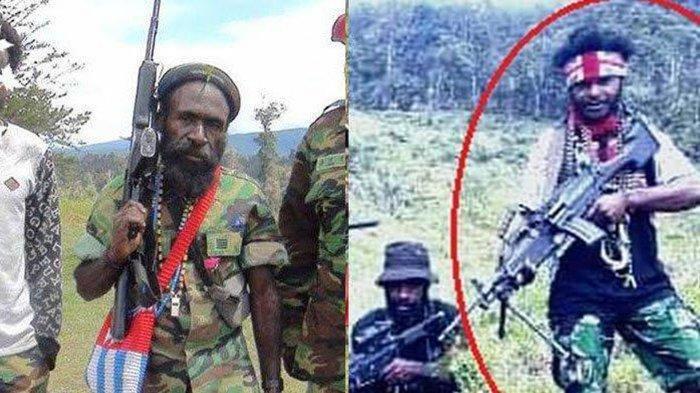 Sosok 2 Pimpinan KKB Papua Paling Berbahaya Menurut Satgas Nemangkawi, Berikut Peta Kekuatan Mereka