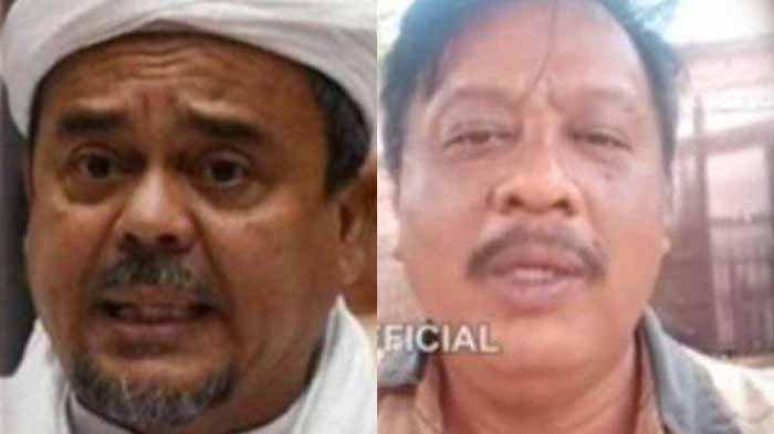 Siapa Aiptu H? Bersumpah Penggal Habib Rizieq di Video 2 Menit 49 Detik, Pernah Gebuki 9 Anggota FPI