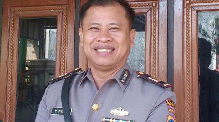 Kasat Narkoba Dugem di Diskotek, Jalan Sempoyongan, Videonya Viral, Jabatannya Langsung Dicopot