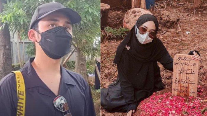 Sosok Alshad Ahmad, Sepupu Raffi Ahmad yang Setia Temani Ria Ricis saat Berduka