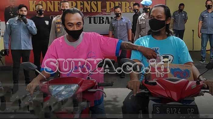 Sosok Begal Payudara di Tuban Ditangkap, Bertato dan Untuk Berfantasi Seks, Ini 5 Faktanya