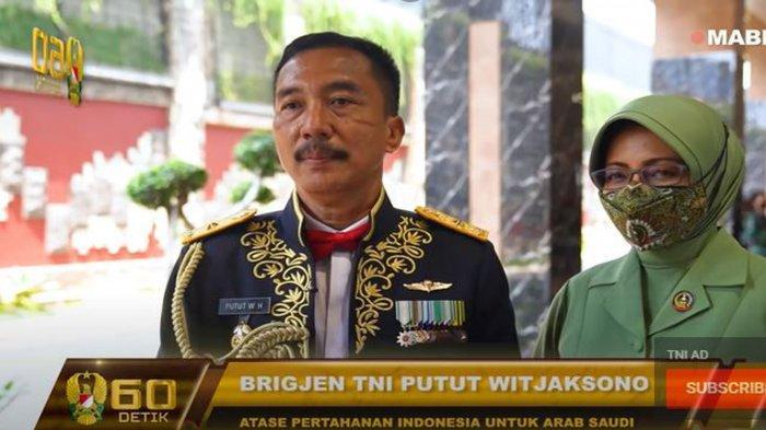 Sosok Brigjen Putut Witjaksono Atase Pertahanan Berpengalaman yang Diundang Jenderal Andika Perkasa