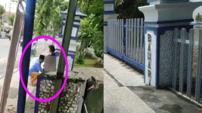 Tak Berdaya, Video Wanita Madura Ditelanjangi Pria Berkopiah di Pinggir Jalan, Penyebarnya Diburu