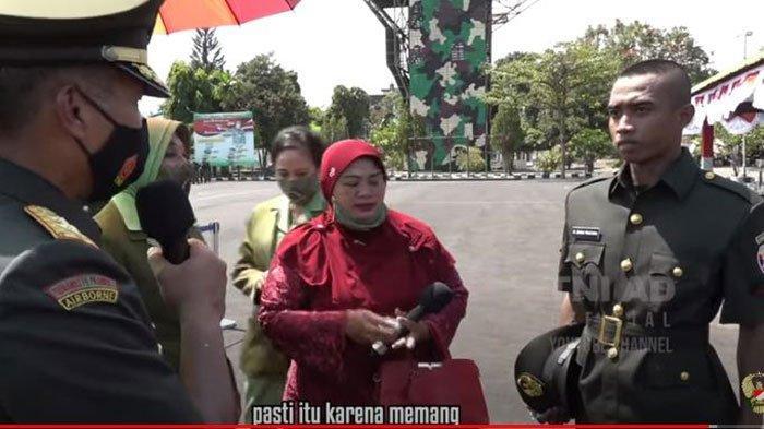 Sosok Dimas Pratama Prajurit TNI 18 Tahun Tak Ketemu Orangtua, Termotivasi Jenderal Andika Perkasa