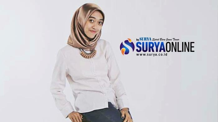 Sosok - Hedy Diah Syahputri, Andalan Unair Jadi Pembawa Acara Kampus