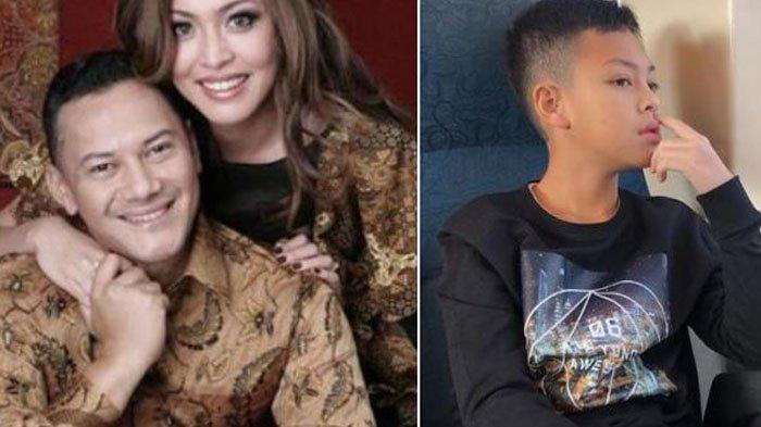 Sosok Keanu Massaid Putra Angelina Sondakh, Ibu Mendekam di Penjara dan Ayah MeninggalDunia