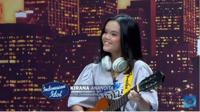 Sosok Kirana Putri Anandita Peserta Indonesian Idol 2021 yang Diprediksi Masuk Babak Spektakuler