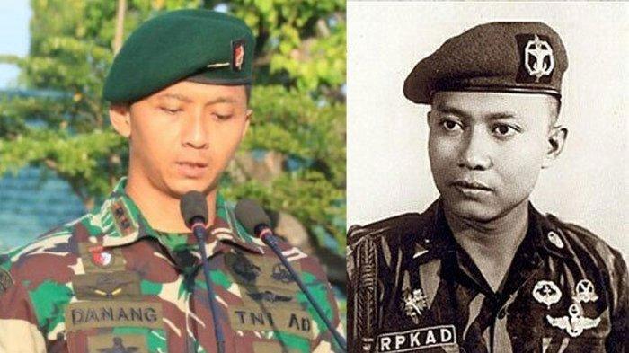 Sosok Letkol Danang Prasetyo Wibowo Penerus Trah Militer Sarwo Edhie Jenderal dari Kopassus