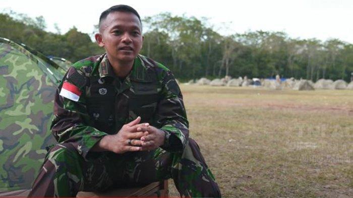 Sosok Lettu Helda P Setiawan yang Dipercaya Jenderal Andika Perkasa Ikut Garuda Airborne di Amerika