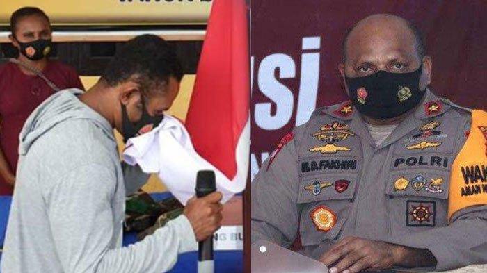 Sosok Noak Orarei Komandan KKB Papua yang Kembali ke NKRI, Irjen Mathius D Fakhiri Sambut Baik